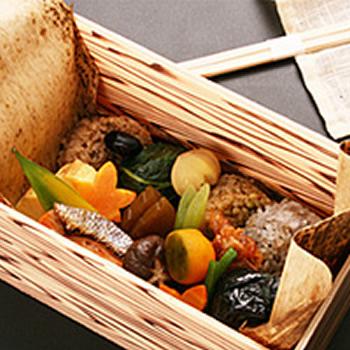 大和の箱弁当