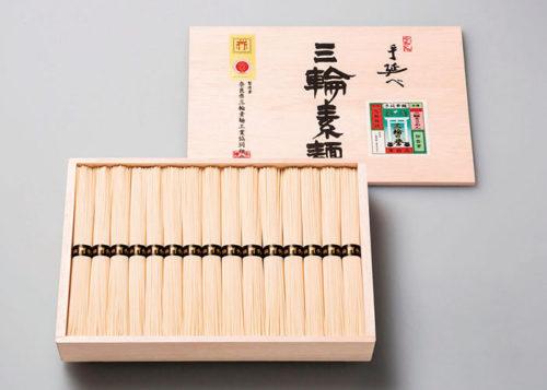 奈良県三輪素麺工業協同組合