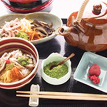奈良の鶏茶