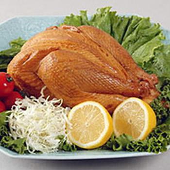 大和肉鶏1羽まるごと燻製