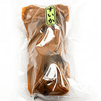 奈良漬袋詰すいか